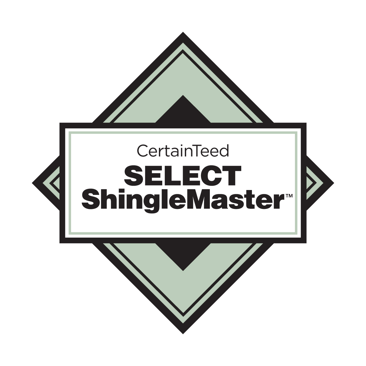 CertainTeed Select ShingleMaster logo